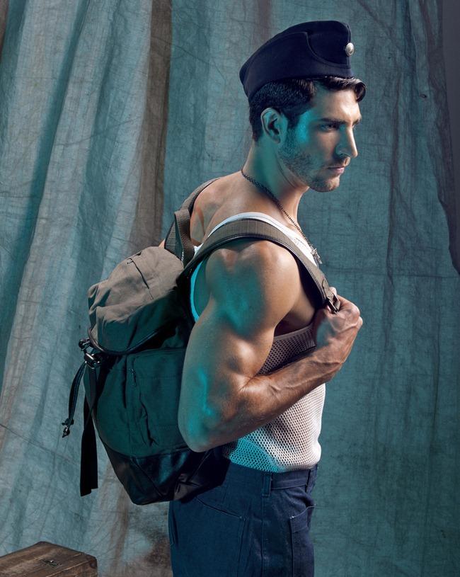 IMAGE AMPLIFIED MAGAZINE Marlon de Gregori in Brave Heart by Tiago Prisco. Billy Boy, www.imageamplified.com, Image Amplified (14)