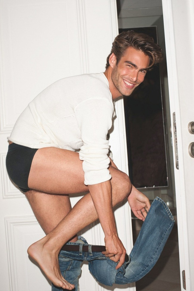 CAMPAIGN- Jon Kortajarena for Sergio K. Spring 2012 by Terry Richardson. www.imageamplified.com, Image Amplified9