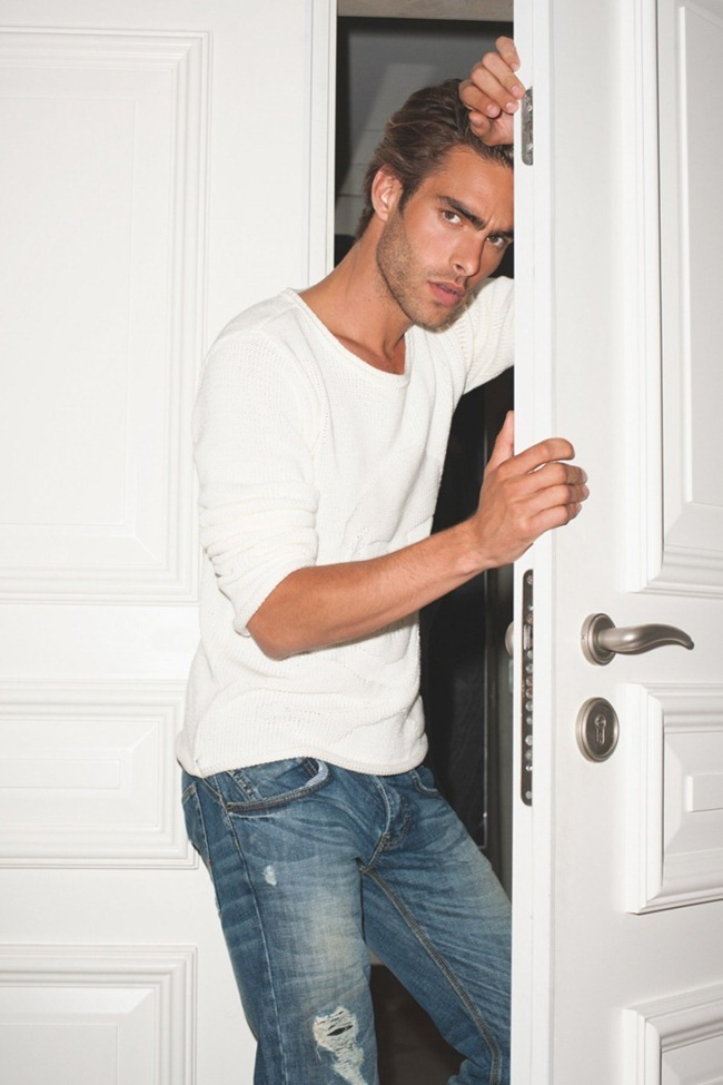 CAMPAIGN- Jon Kortajarena for Sergio K. Spring 2012 by Terry Richardson. www.imageamplified.com, Image Amplified1