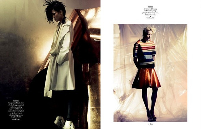 BON MAGAZINE Neon by Peter Gehrke. Marcus Söder, Naomi Itkes, Spring 2012, www.imageamplified.com, Image Amplified (9)