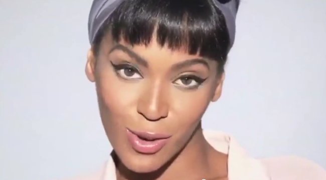 """SOUND CAFFEINE: Beyonce, """"Countdown"""" Official Music Video. Image Amplified www.imageamplified.com"""