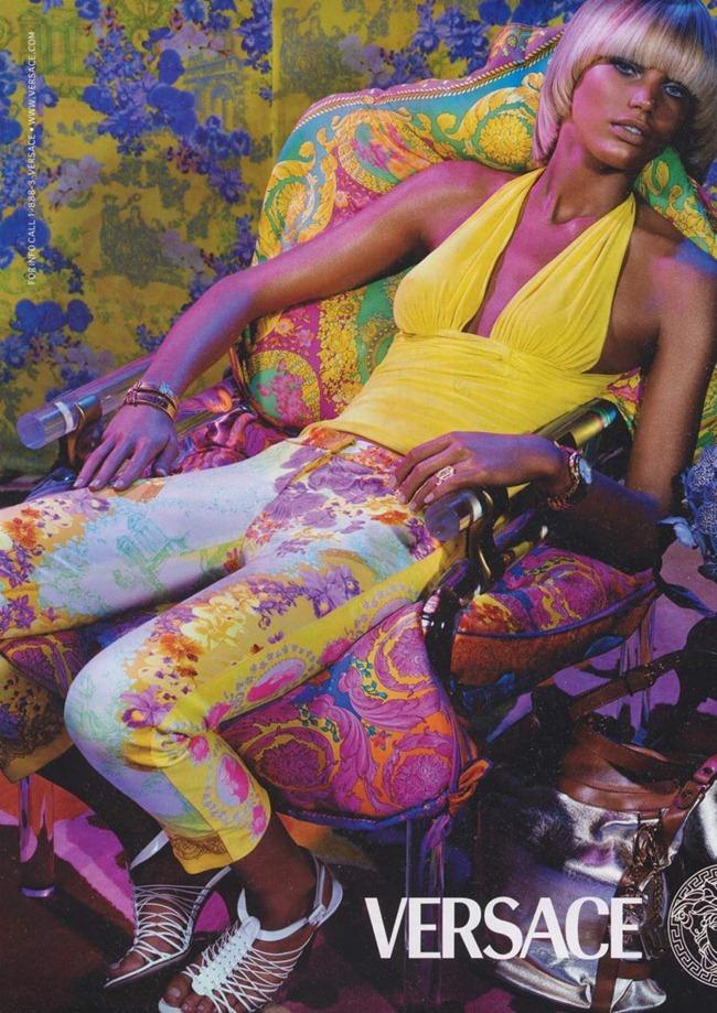 WE ♥ VERSACE- Rianne ten Haken for Versace Spring 2004 by Steven Meisel. www.imageampilfied.com, Image Amplified5
