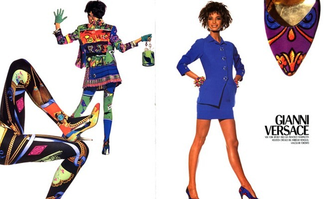 WE ♥ VERSACE- Naomi Campbell, Linda Evangelista & Christy Turlington for Versace Spring 1991 by Irving Penn. www.imageampilfied.com, Image Amplified1