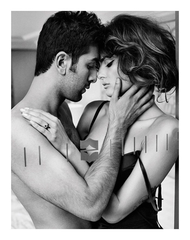 VOGUE INDIA- Isabeli Fontana & Ranbir Kapoor by Marc Hom. www.imageamplified.com, Image Amplified7