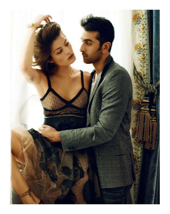 VOGUE INDIA- Isabeli Fontana & Ranbir Kapoor by Marc Hom. www.imageamplified.com, Image Amplified9