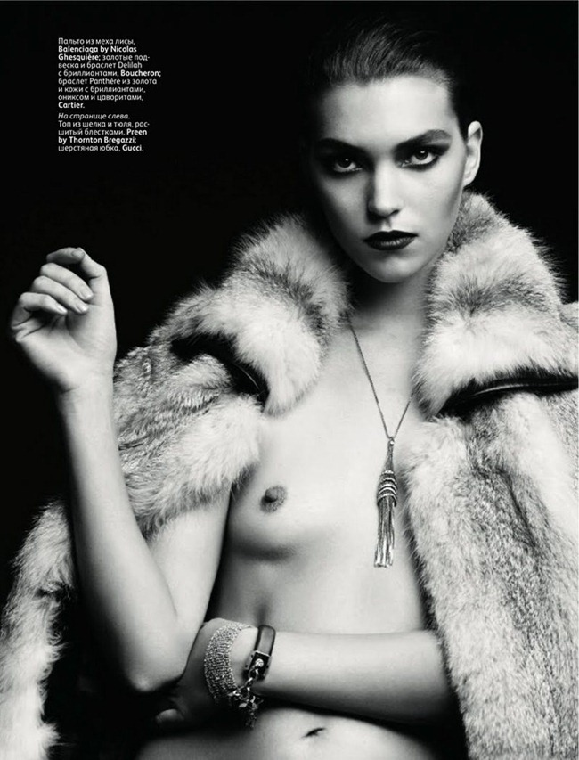 VOGUE RUSSIA- Arizona Muse by Hedi Slimane. December 2011, Sarah Richardson, www.imageamplified.com, Image Amplified5