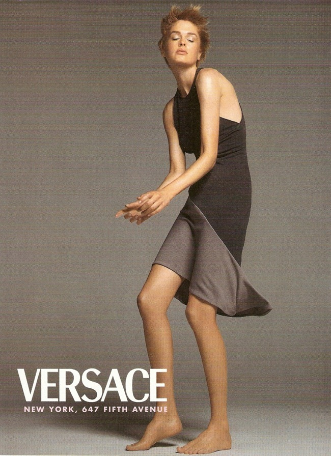 WE ♥ VERSACE- Kylie Bax for Versace Spring Summer 1997 by Richard Avedon. www.imageampilfied.com, Image Amplified1