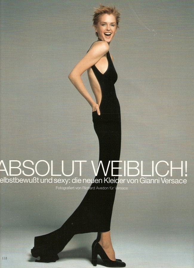 WE ♥ VERSACE- Kylie Bax for Versace Spring Summer 1997 by Richard Avedon. www.imageampilfied.com, Image Amplified6