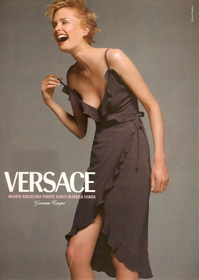 WE ♥ VERSACE- Kylie Bax for Versace Spring Summer 1997 by Richard Avedon. www.imageampilfied.com, Image Amplified8