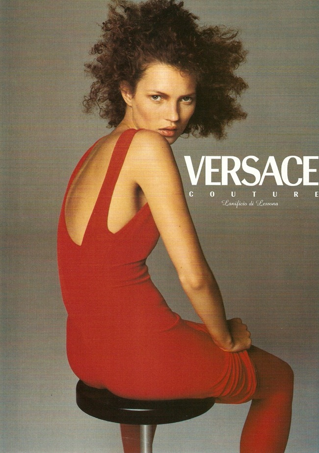 WE ♥ VERSACE- Kate Moss for Fall 1996. www.imageampilfied.com, Image Amplified2