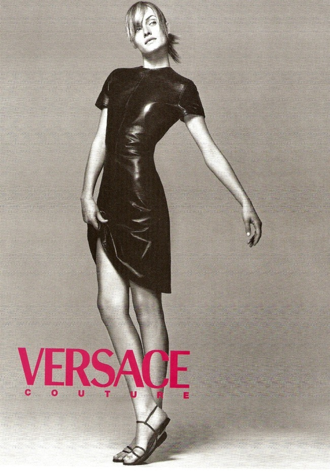 WE ♥ VERSACE- Amber Valletta for Versace Spring Summer 1996. www.imageampilfied.com, Image Amplified6