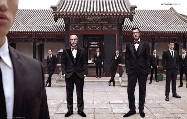 PRESTIGE HONG KONG- Domenico Dolce & Stefano Gabbana by Giuliano Bekor. www.imageamplified.com, Image Amplified9