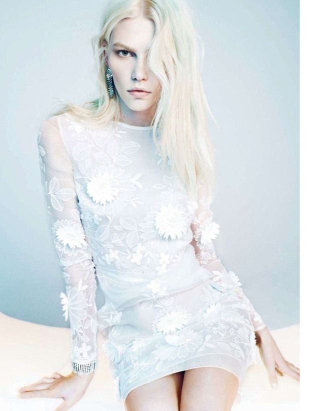 HARPER'S BAZAAR SPAIN- Aline Weber by Txema Yeste. Juan Cebrian, December 2011, www.imageamplified.com, Image Amplified5