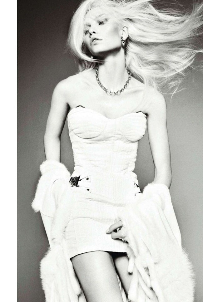 HARPER'S BAZAAR SPAIN- Aline Weber by Txema Yeste. Juan Cebrian, December 2011, www.imageamplified.com, Image Amplified0