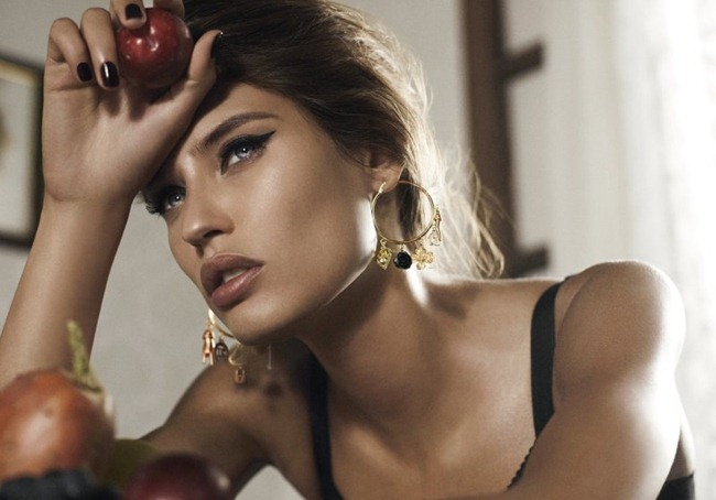 CAMPAIGN Bianca Balti for dolce & Gabbana Jewelry 2011 by Giampaolo Sgura. www.imageamplified.com, Image Amplified (2)