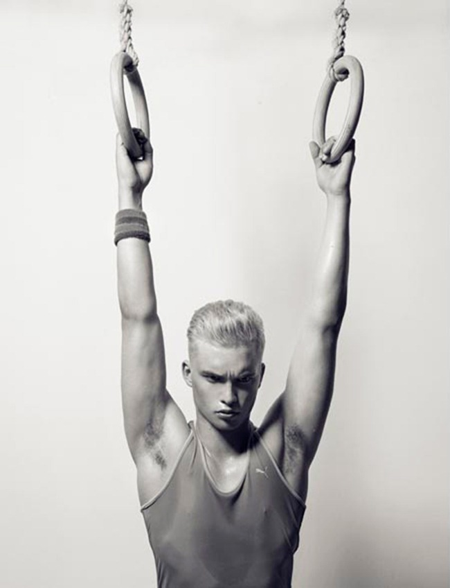FEATURED MODEL Philipp Jelenska in Passion Olypiques by Philipp Jelenska. www.imageamplified.com, Image Amplified (2)