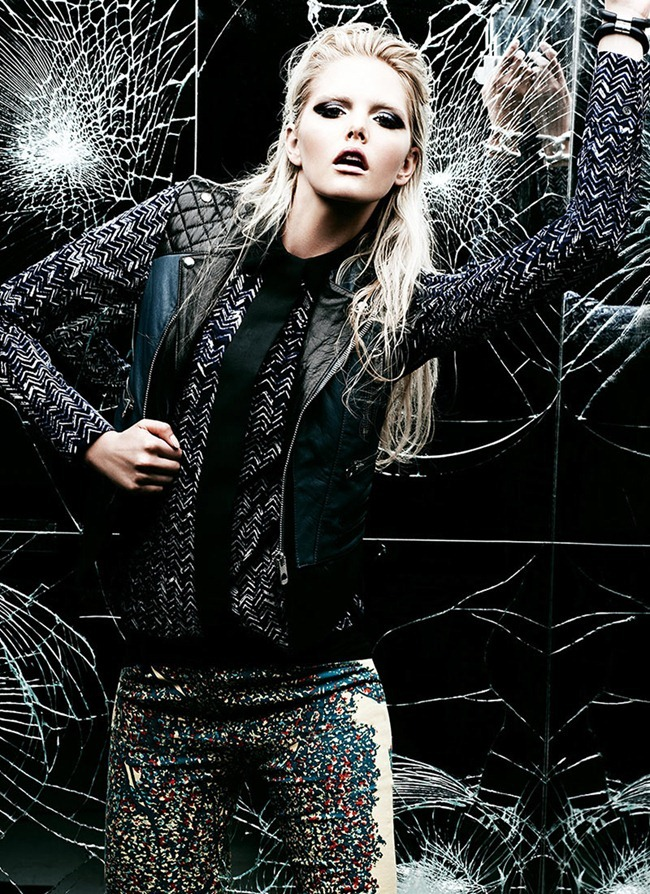 FLARE MAGAZINE Dani in Rock of Ages by Chris Nicholls. Elizabeth Cabral, January 2012, www.imageamplified.com, Image Amplified (3)