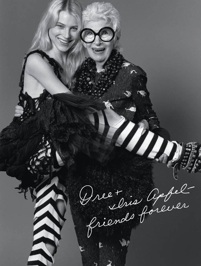 VOGUE SPAIN- Friends.... Lovers... and an American Girl Named Dree by Bruce Weber. December 2011, www.imageamplified.com, Image Amplified5