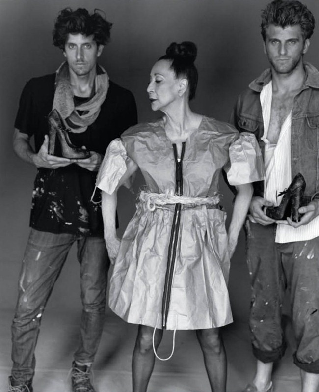 VOGUE SPAIN- Friends.... Lovers... and an American Girl Named Dree by Bruce Weber. December 2011, www.imageamplified.com, Image Amplified7 (1)