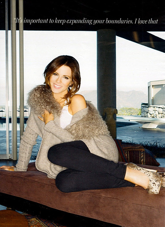 FASHION PHOTOGRAPHY- Kate Beckinsale for Redbook, January 2012. www.imageamplified.com, Image Amplified8