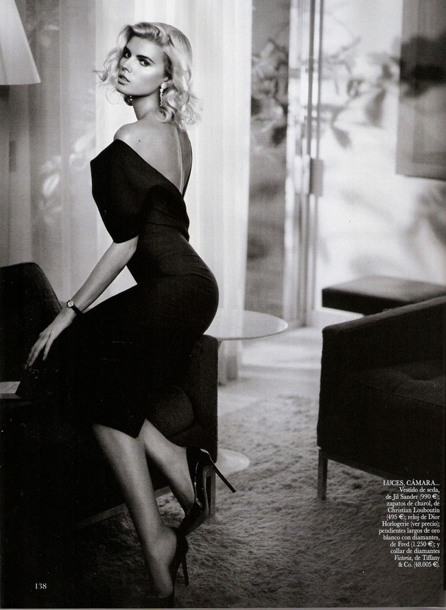 VOGUE SPAIN- Maryna Linchuk in Siempre Grace by Vincent Peters. Barbara Baumel, Belen Antolin, January 2012, www.imageamplified.com, Image Amplified0 (1)