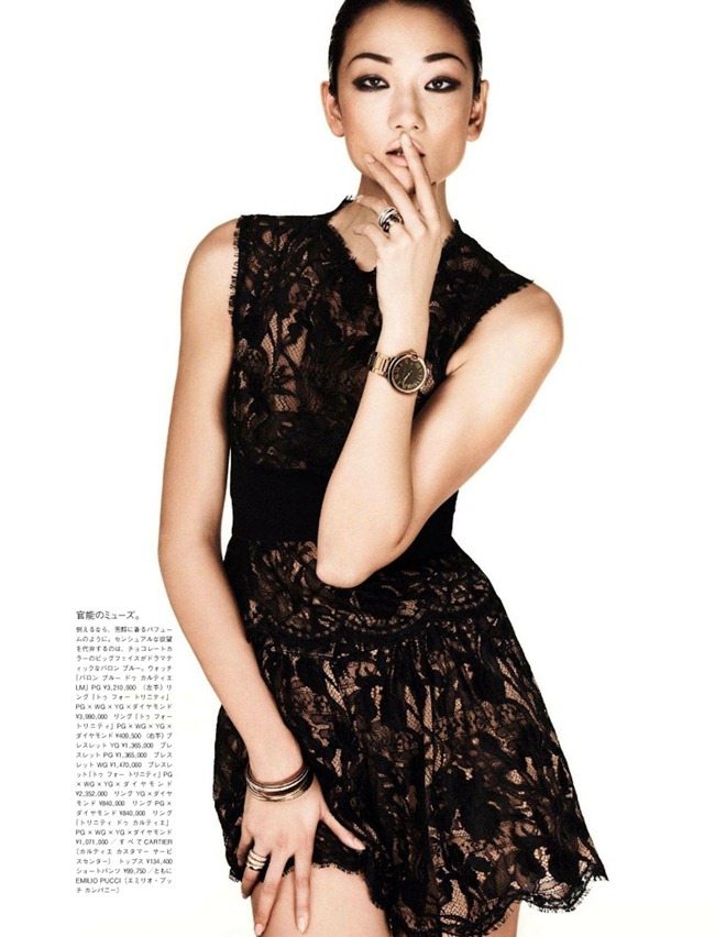 VOGUE JAPAN- A Woman's Time by Giampaolo Sgura. Aurora Sansone, February 2012, www.imageamplified.com, Image Amplified6