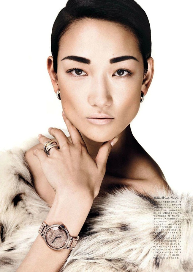 VOGUE JAPAN- A Woman's Time by Giampaolo Sgura. Aurora Sansone, February 2012, www.imageamplified.com, Image Amplified4