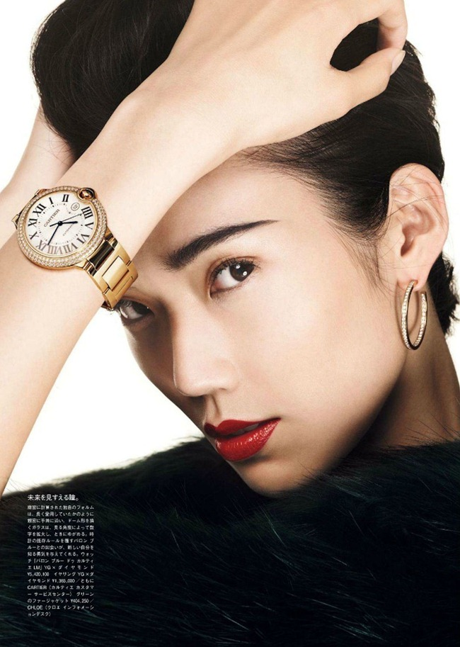 VOGUE JAPAN- A Woman's Time by Giampaolo Sgura. Aurora Sansone, February 2012, www.imageamplified.com, Image Amplified9