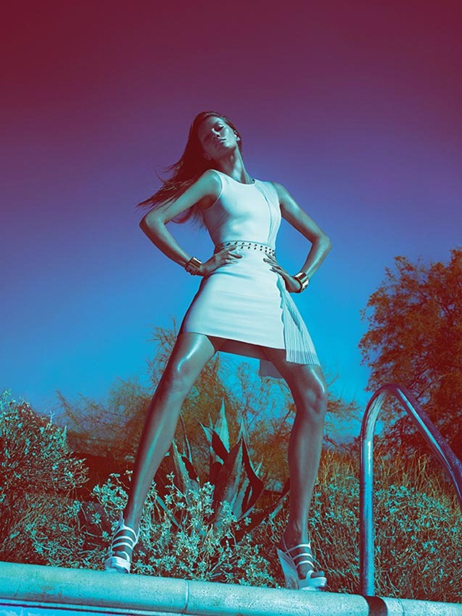 PREVIEW- Gisele Bundchen for Versace Spring 2012 by Mert & Marcus. www.imageamplified.com, Image Amplified9
