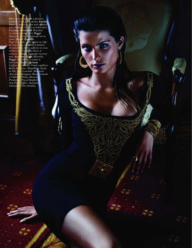 VOGUE PARIS isabeli Fontana by Mario Sorrenti. October 2011, Emmanuelle Alt, www.imageamplified.com, Image Amplified (8)