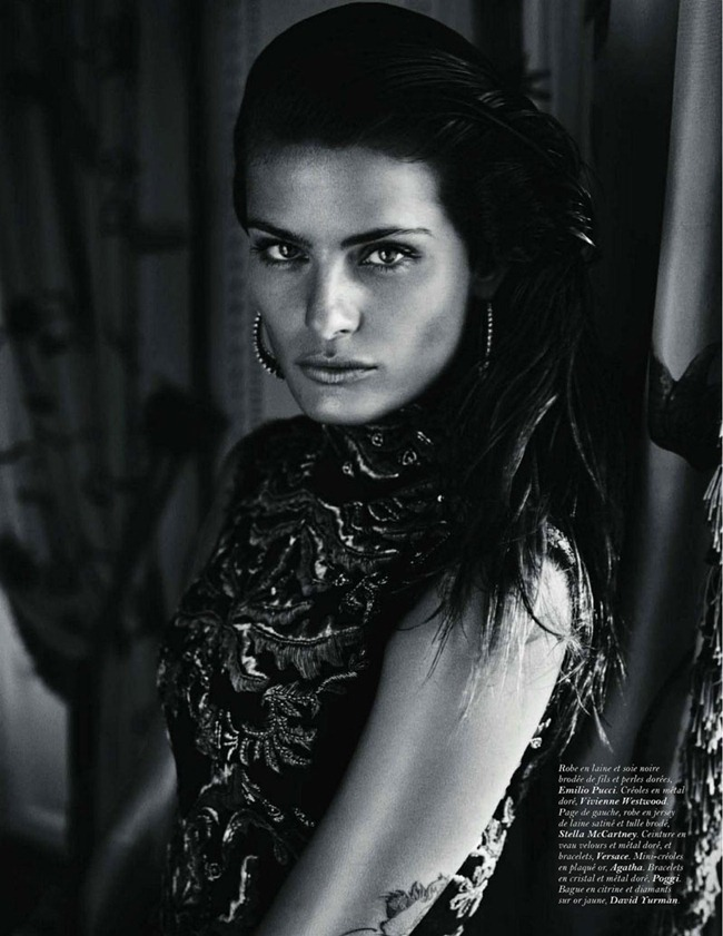 VOGUE PARIS isabeli Fontana by Mario Sorrenti. October 2011, Emmanuelle Alt, www.imageamplified.com, Image Amplified (12)