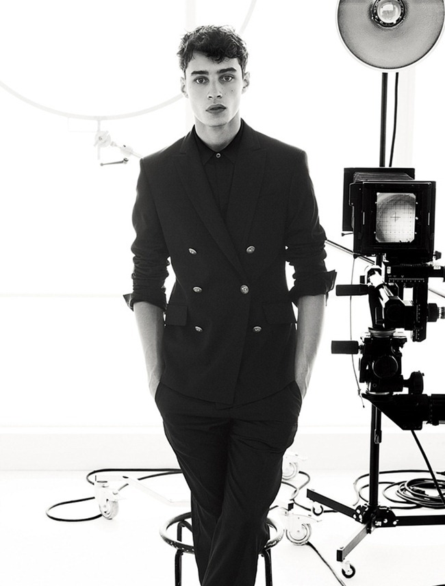 LOOKBOOK Adrien Sahores for Pierre Balmain Spring 2012 by Giamapolo Sgura. Marie Chaix, www.imageamplified.com, Image Amplified (2)