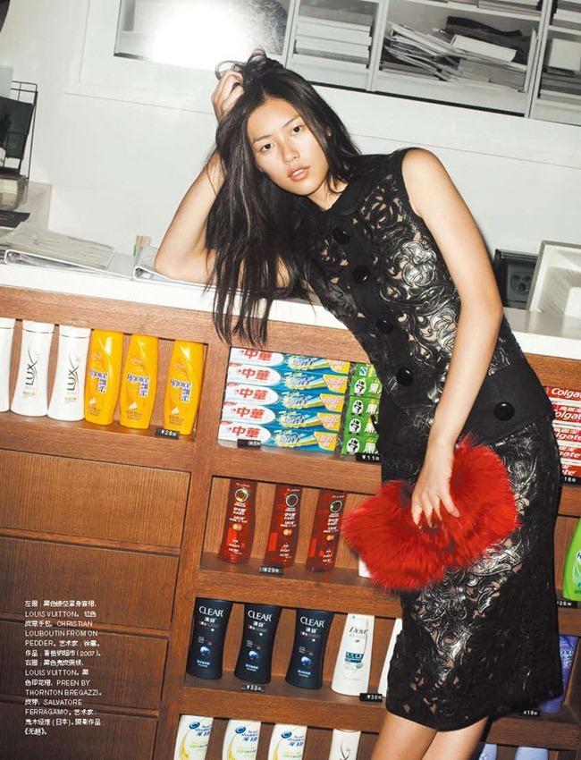 NUMERO CHINA Liu Wen by Maciek Kobielski. Tim Lim, October 2011, www.imageamplified.com, Image Amplified (5)