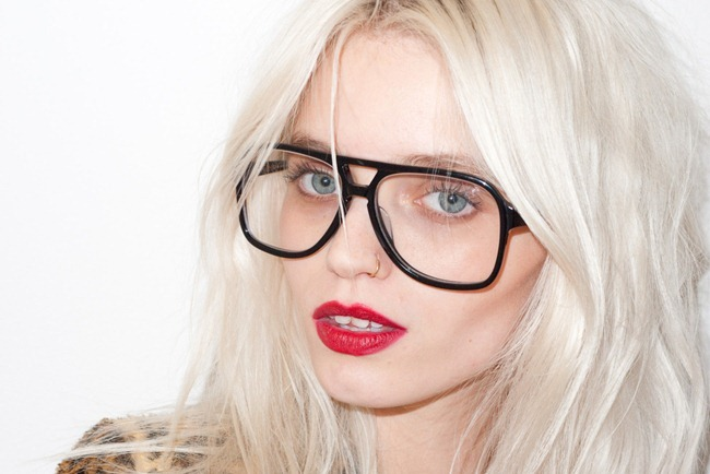 FEATURED MODEL Abbey Lee Kershaw by Terry Richardson. www.imageamplified.com, Image Amplified (2)