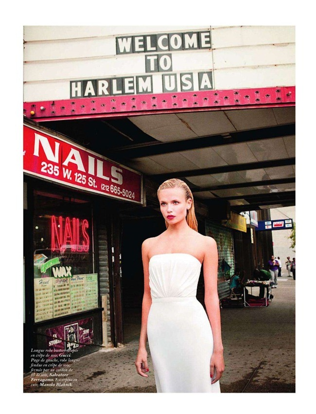 VOGUE PARIS- Natasha Poly by Terry Richardson. November 2011, Marie Chaix, www.imageamplified.com, Image Amplified2