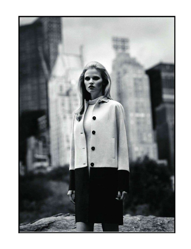 VOGUE PARIS- Lara Stone in Central Park by Alasdair McLellan. Suzanne Koller, November 2011, www.imageamplified.com, Image Amplified4