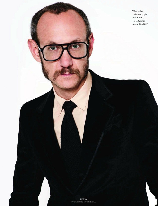 VOGUE HOMMES INTERNATIONAL- Terry Richardson in Reinvention Part III Terry by Terry Richardson. Andrew Richardson, Fall 2011, www.imageamplified.com, Image Amplified3