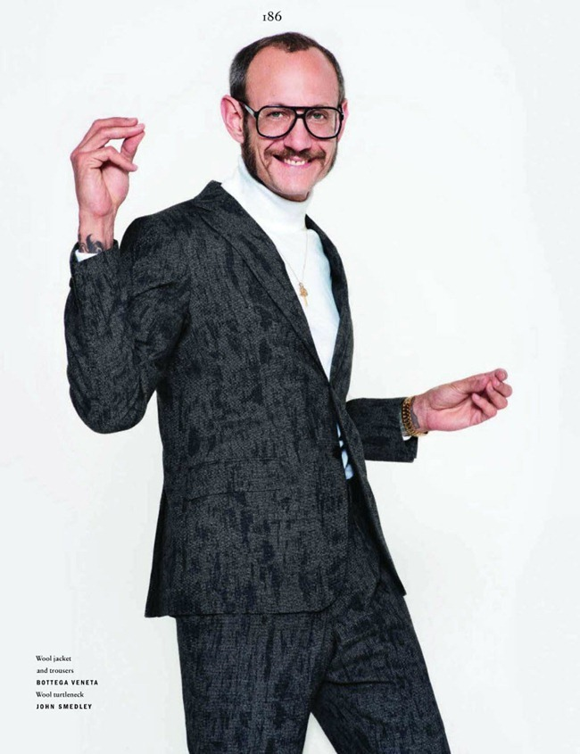 VOGUE HOMMES INTERNATIONAL- Terry Richardson in Reinvention Part III Terry by Terry Richardson. Andrew Richardson, Fall 2011, www.imageamplified.com, Image Amplified2
