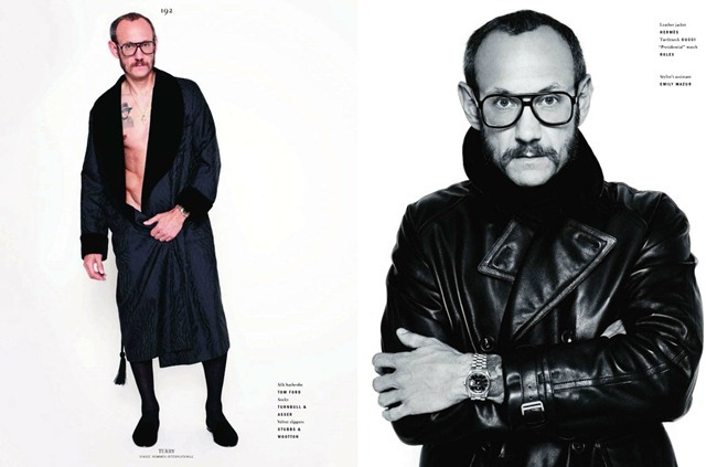 VOGUE HOMMES INTERNATIONAL- Terry Richardson in Reinvention Part III Terry by Terry Richardson. Andrew Richardson, Fall 2011, www.imageamplified.com, Image Amplified7