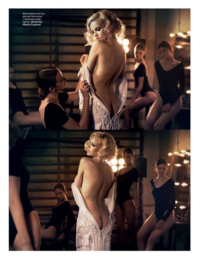 VOGUE RUSSIA- Ginta Lapina by Vincent Peters. Katerina Mukhina, November 2011, www.imageamplified.com, Image Amplified8