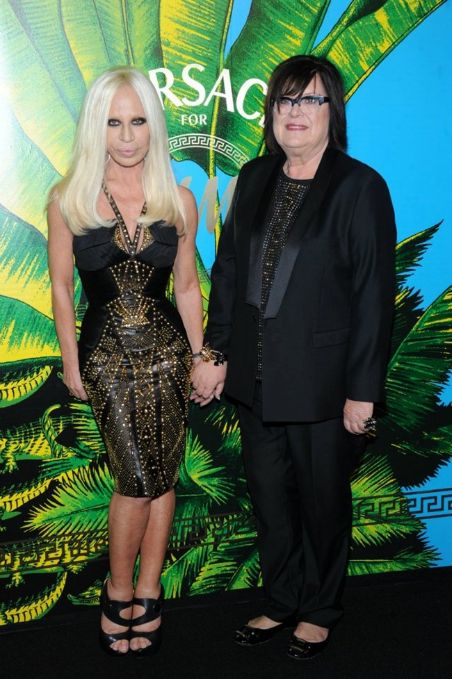 VERSACE ON THE HUDSON H&M Celebrates Collaboration With Donatella Versace. www.imageampilfied.com, Image Amplified (7)