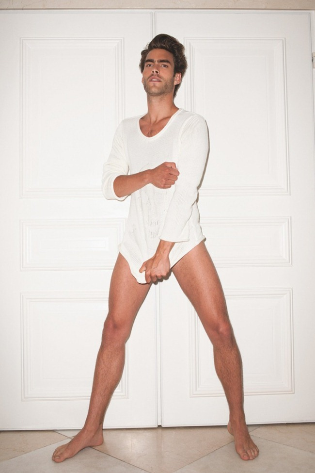 CAMPAIGN- Jon Kortajarena for Sergio K. Spring 2012 by Terry Richardson. www.imageamplified.com, Image Amplified7