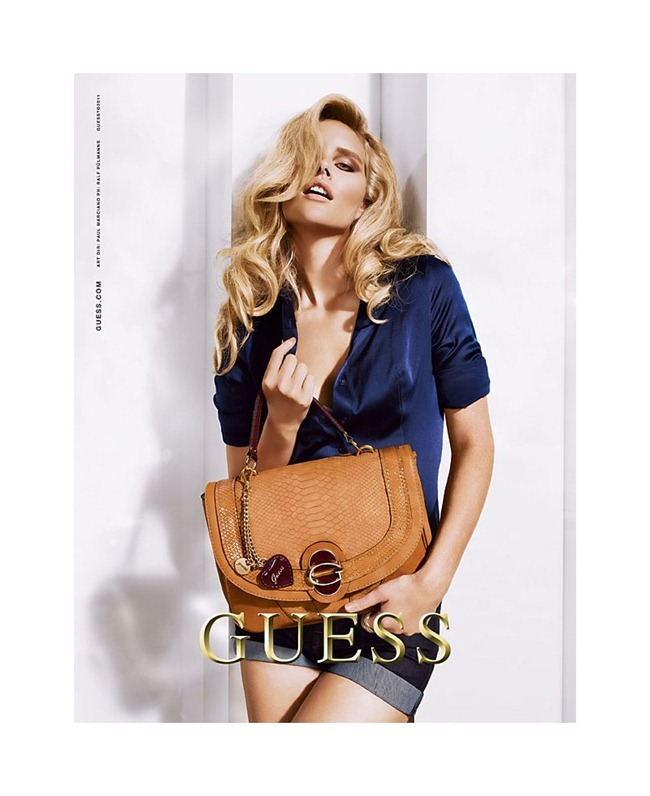 CAMPAIGN Shelby Keeton for Guess Accessories Holiday 2011 by Ralf Pulmanns. Laurie Smith, www.imageamplified.com, Image Amplified (5)