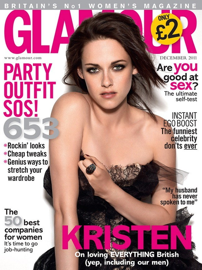 GLAMOUR UK- Kristen Stewart in The Lady Is A Vamp by Matthias Vriens-McGrath. Gaelle Paul, December 2011, www.imageamplified.com, Image Amplified7