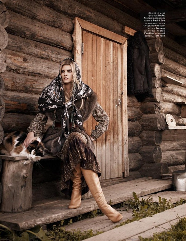VOGUE RUSSIA Maryna Linchuk by Mariano Vivanco. Olga Dunina, November 2011, www.imageamplified.com, Image Amplified (5)