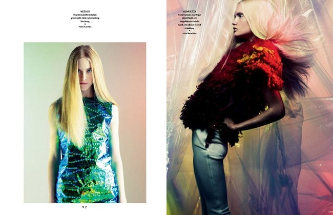 BON MAGAZINE Neon by Peter Gehrke. Marcus Söder, Naomi Itkes, Spring 2012, www.imageamplified.com, Image Amplified (5)