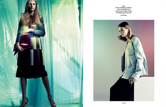 BON MAGAZINE Neon by Peter Gehrke. Marcus Söder, Naomi Itkes, Spring 2012, www.imageamplified.com, Image Amplified (7)