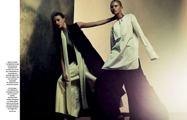 BON MAGAZINE Neon by Peter Gehrke. Marcus Söder, Naomi Itkes, Spring 2012, www.imageamplified.com, Image Amplified (11)