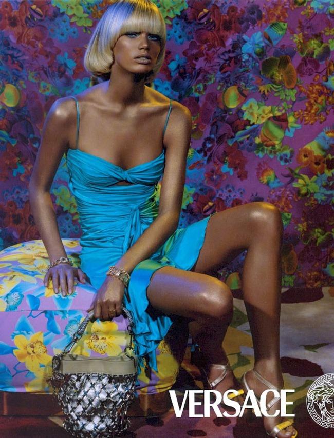 WE ♥ VERSACE- Rianne ten Haken for Versace Spring 2004 by Steven Meisel. www.imageampilfied.com, Image Amplified2