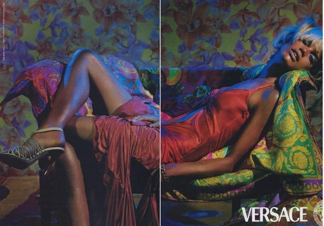 WE ♥ VERSACE- Rianne ten Haken for Versace Spring 2004 by Steven Meisel. www.imageampilfied.com, Image Amplified4